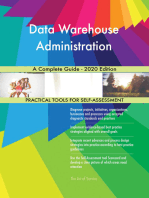 Data Warehouse Administration A Complete Guide - 2020 Edition