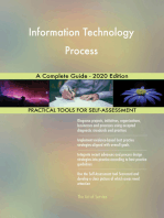 Information Technology Process A Complete Guide - 2020 Edition