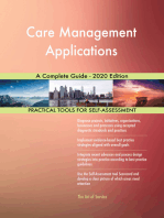 Care Management Applications A Complete Guide - 2020 Edition