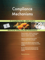 Compliance Mechanisms A Complete Guide - 2020 Edition