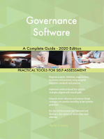 Governance Software A Complete Guide - 2020 Edition