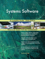 Systems Software A Complete Guide - 2020 Edition