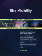 Risk Visibility A Complete Guide - 2020 Edition