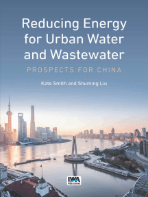 Reducing Energy for Urban Water and Wastewater: Prospects for China