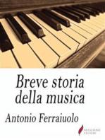 Breve storia della musica
