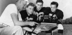 The Dark Secret Behind The Success Of Sid Luckman, The Greatest Bears Quarterback Ever