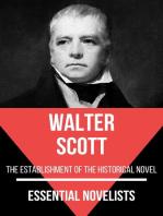Essential Novelists - Walter Scott