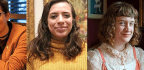 Six Young Women and Their Book Collections