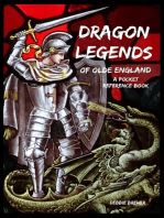 Dragon Legends of Olde England, a Pocket Reference Book