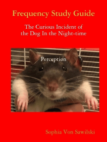 Frequency Study Guide: The Curious Incident of the Dog In the Night-time Perception