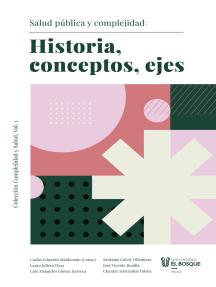 Salud pública y complejidad: Historia, conceptos, ejes