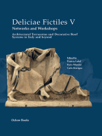 Deliciae Fictiles V. Networks and Workshops: Architectural Terracottas and Decorative Roof Systems in Italy and Beyond