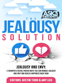 The Jealousy Solution: Ask 3 Therapists, #4