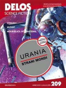 Delos Science Fiction 209