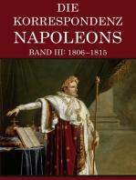 Korrespondenz Napoleons - Band III