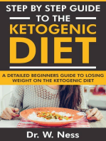 Step by Step Guide to the Ketogenic Diet