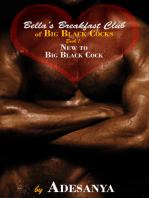 New to Big Black Cock
