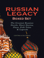 RUSSIAN LEGACY Boxed Set