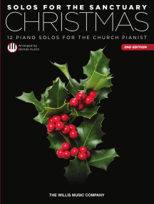 Solos for the Sanctuary: Christmas - 2nd Edition: Intermediate to Advanced Level
