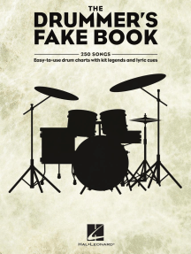 The Drummer's Fake Book: Easy-to-Use Drum Charts with Kit Legends and Lyric Cues
