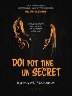 Doi pot ține un secret
