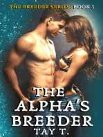 The Alpha's Breeder