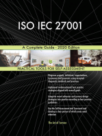ISO IEC 27001 A Complete Guide - 2020 Edition