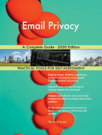 Email Privacy A Complete Guide - 2020 Edition