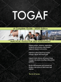 TOGAF A Complete Guide - 2020 Edition