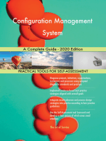 Configuration Management System A Complete Guide - 2020 Edition