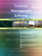 Contract Management Software A Complete Guide - 2020 Edition