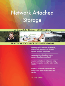 Network Attached Storage A Complete Guide - 2020 Edition
