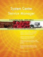 System Center Service Manager A Complete Guide - 2020 Edition