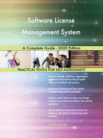 Software License Management System A Complete Guide - 2020 Edition