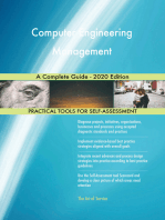 Computer Engineering Management A Complete Guide - 2020 Edition