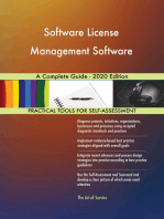 Software License Management Software A Complete Guide - 2020 Edition