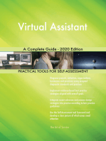 Virtual Assistant A Complete Guide - 2020 Edition