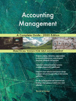 Accounting Management A Complete Guide - 2020 Edition