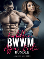 Forbidden BWWM Affairs Erotic Bundle