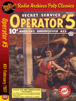 Operator #5 eBook #31 Siege of the Thous