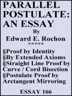 Parallel Postulate