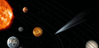 New Comet Likely Visitor From Another Solar System