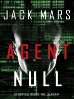Agent Null (Ein Agent Null-Thriller—Buch #1)