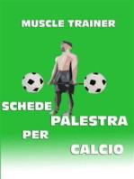 Schede Palestra per Calcio