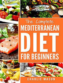 Mediterranean Diet: Mediterranean Diet For Beginners