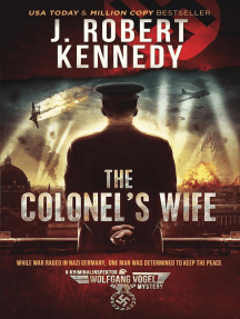 The Colonel's Wife: The Kriminalinspektor Wolfgang Vogel Mysteries, #1