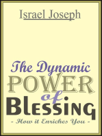The Dynamic Power of Blessing