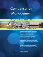 Compensation Management A Complete Guide - 2020 Edition