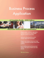 Business Process Application A Complete Guide - 2020 Edition