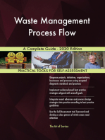 Waste Management Process Flow A Complete Guide - 2020 Edition